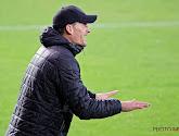 Coach Alexander Blessin toch overwegend positief na nederlaag tegen Anderlecht