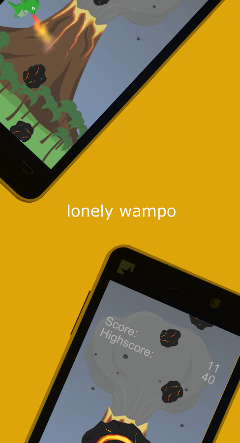 Lonely Wampo- screenshot
