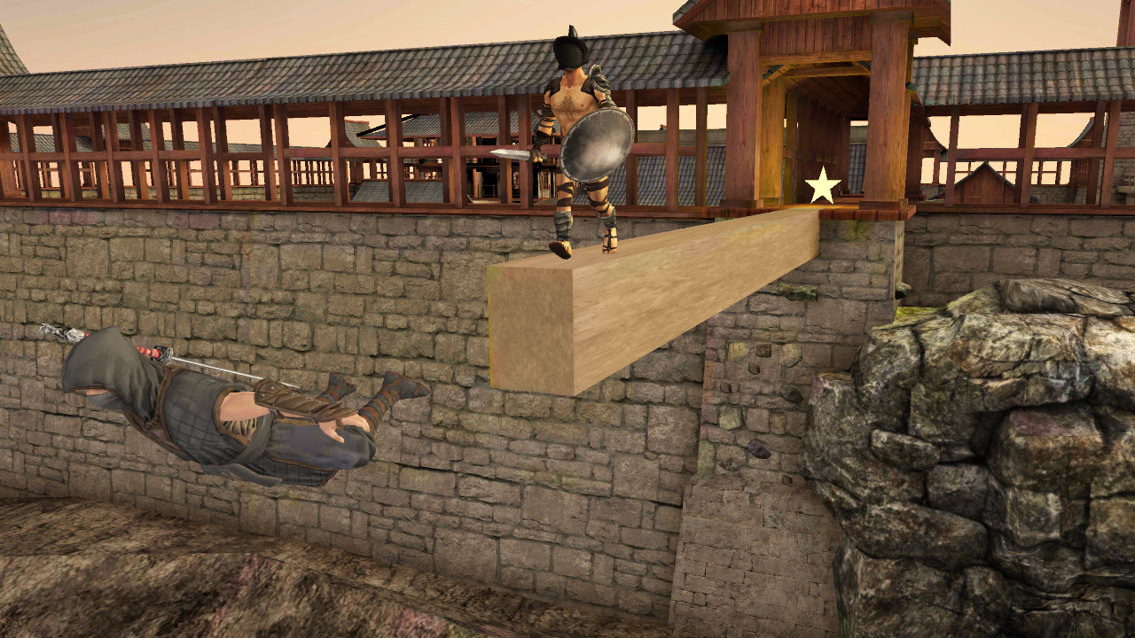 Ninja Samurai Assassin Hero II- screenshot