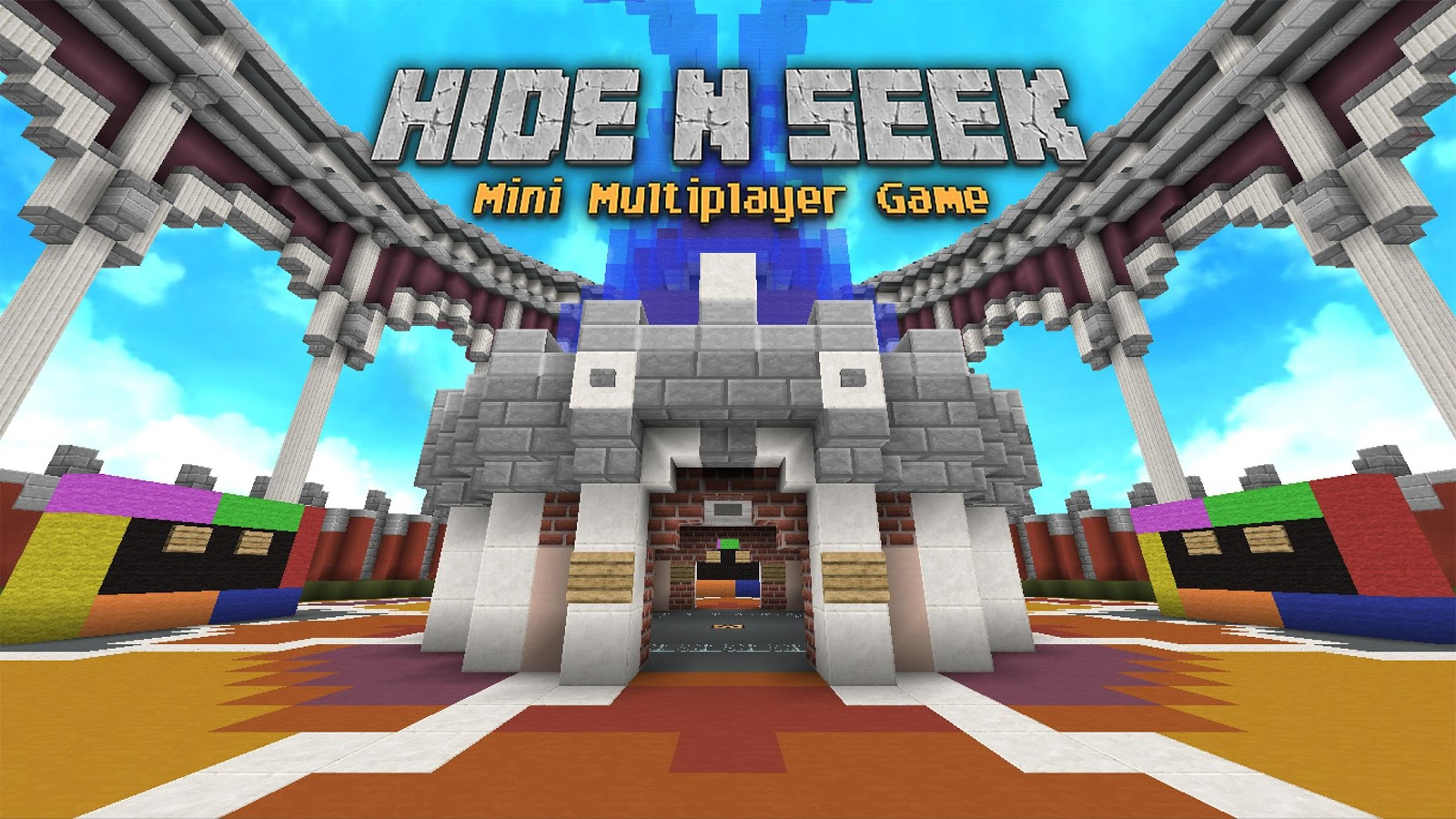 Hide N Seek : Mini Game- screenshot
