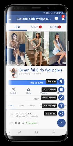 Faster for Facebook & Messenger 2.2 screenshots 1