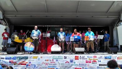 Photo: Binghamton HS Juice Blenders Steel Band