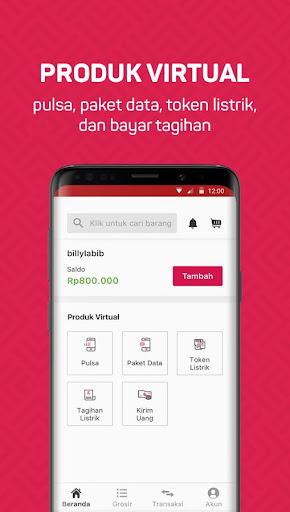 Mitra Bukalapak 1.4.1 screenshots 3