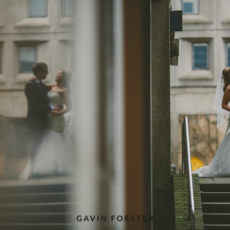 Wedding photographer Gavin Forster (forster). Photo of 20.03.2016