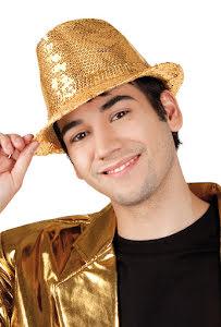Hatt popstar, guldpaljett