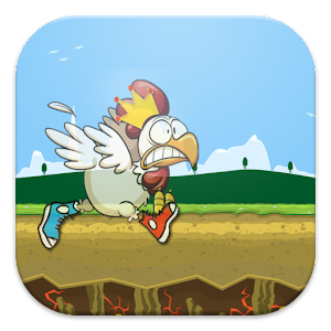 chicken run and jump for PC and MAC