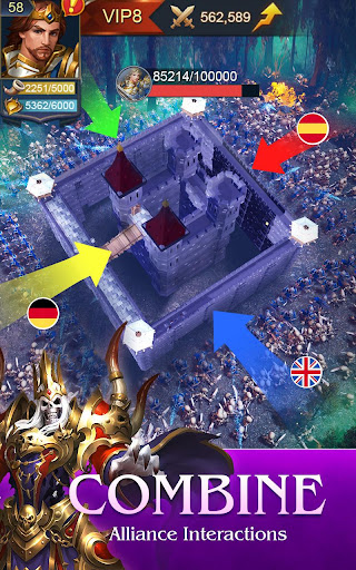 Puzzles & Conquest android2mod screenshots 5
