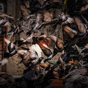 Interior monologue by Malinov Photography - City,  Street & Park  Street Scenes