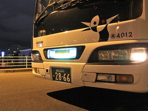 西鉄高速バス「桜島号」 4012 鹿児島本港高速船ターミナルにて_02