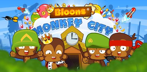 Positive Reviews: Bloons Monkey City - by ninja kiwi