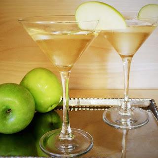 Apfel Martini