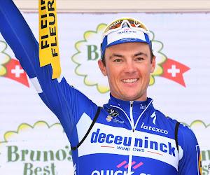 Yves Lampaert nu wel zeker aan de leiding in Ronde van Slovakije