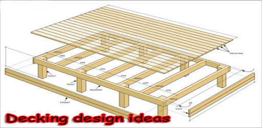 Decking design ideas for PC