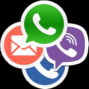 Widget of quick calls