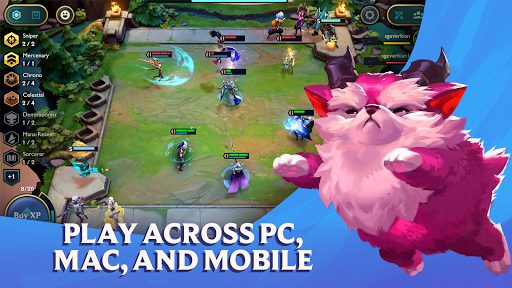 Teamfight Tactics: League of Legends Strategy Game filehippodl screenshot 3