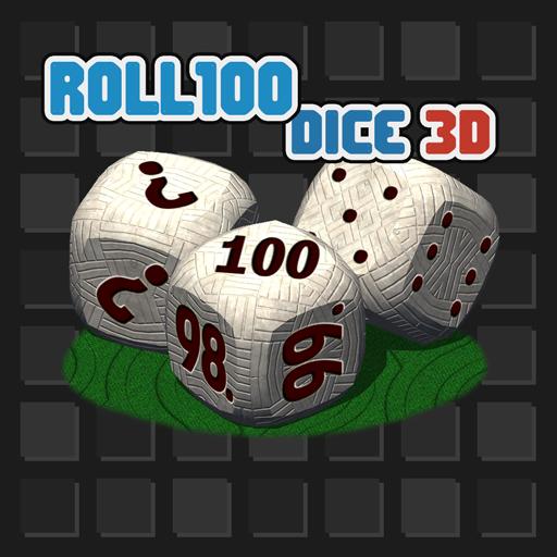 Roll100 Dice 3D 棋類遊戲 App LOGO-硬是要APP
