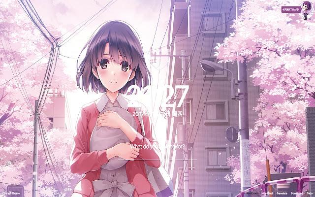 Random Anime Wallpaper
