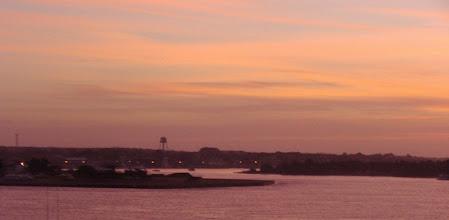 Photo: Morning sunrise...