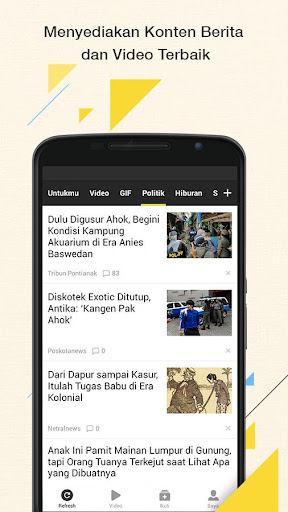 BaBe+ - Berita Indonesia  screenshots 3