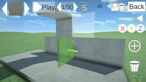 Destruction physics: building demolition sandbox filehippodl screenshot 5