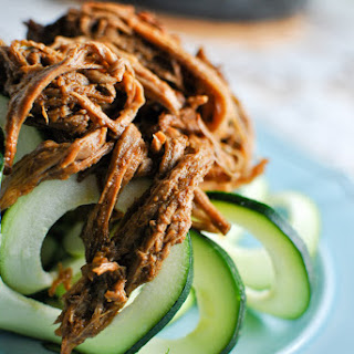 Whole30 Barbecue Pulled Pork