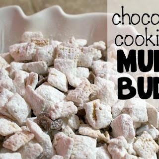 Chocolate Chip Cookie Dough Muddy Buddies.