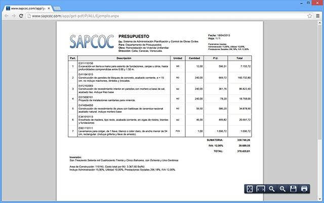 sapcoc chrome web store