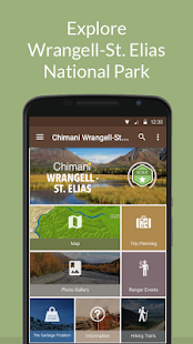 Wrangell-St Elias NP Chimani- screenshot thumbnail
