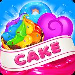 Cake Crush Match 3 Icon