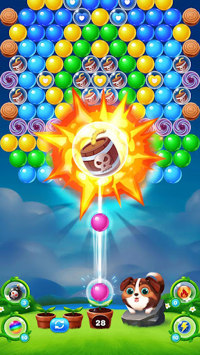Bubble Shooter Balls filehippodl screenshot 3