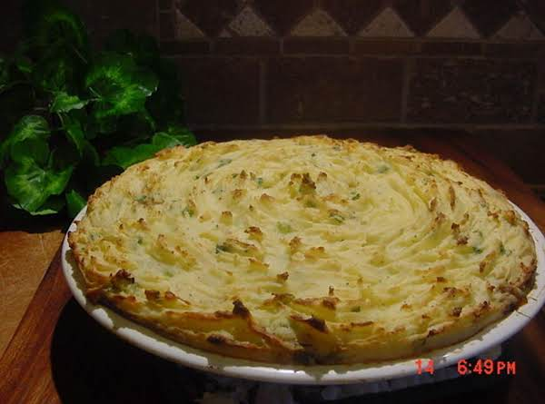 Bonnie's Guinness Shepherd's Pie
