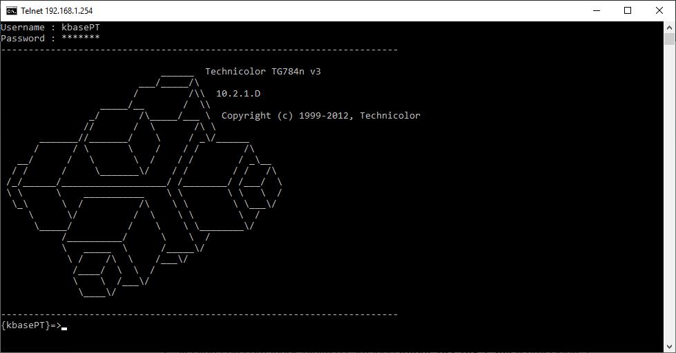 Alterar DNS no Router Thomson / Technicolor | Kbase pt