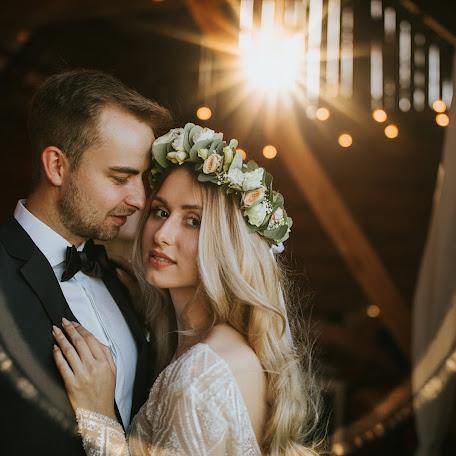Wedding photographer Łukasz Zyśk (projekt35). Photo of 02.01.2018