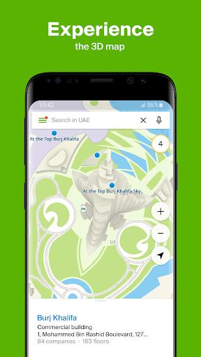 2GIS: directory, map, navigator screenshot 3