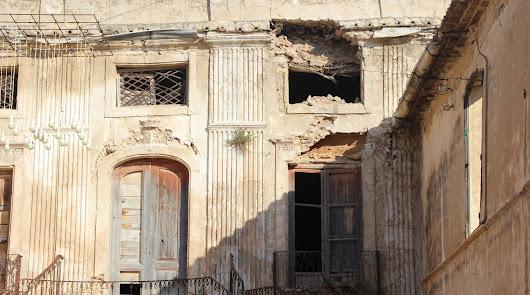 Las últimas lágrimas del Palacio del Almanzora