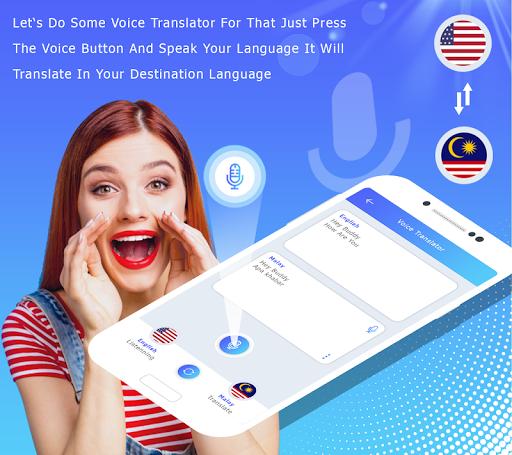 English to Malay Translate - Voice Translator screenshot 5
