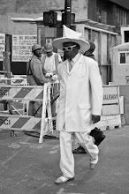 Photo: Lower Manhattan, NYC www.leannestaples.com #streetphotography