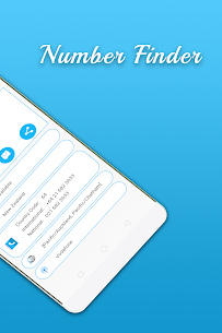 Number Finder – Caller Name, ID & Location Tracker 2