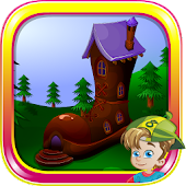 Cowboy Shoe House Escape
