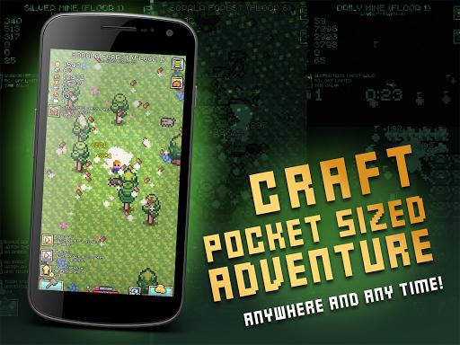 Idle Pocket Crafter: Mine Rush  screenshots 3