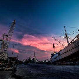 by Setiawan Halim - Transportation Boats (  )