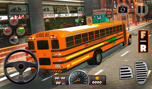 SMA Bus Driving 3D 1.2.9 screenshots 15