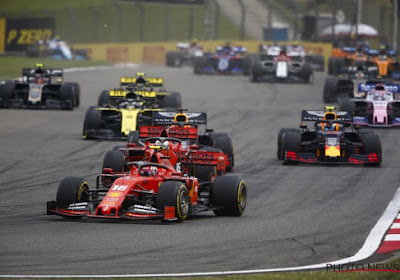 Un deuxième Grand Prix de F1 en Chine?