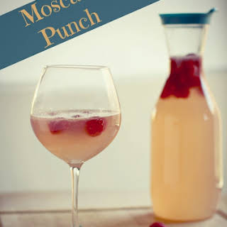 Moscato Punch.