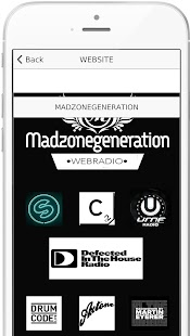 Madzonegeneration Webradio- screenshot thumbnail