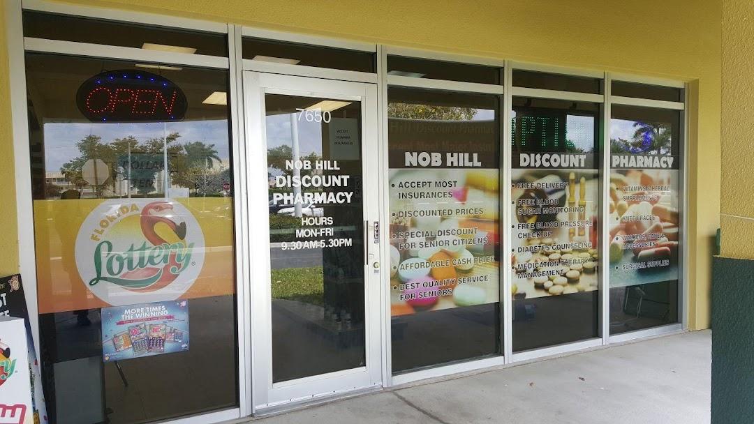 Nob Hill Hours >> Nob Hill Discount Pharmacy Pharmacy In Tamarac