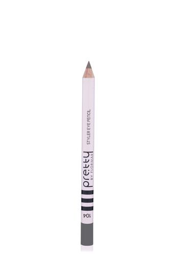 Delineador Pretty Ojos Intense Grey 104 (8031104)