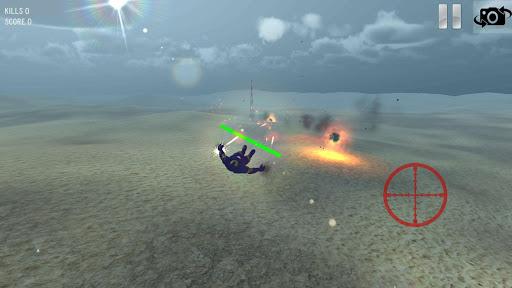Iron Avenger Superhero War 1.0 screenshots 3