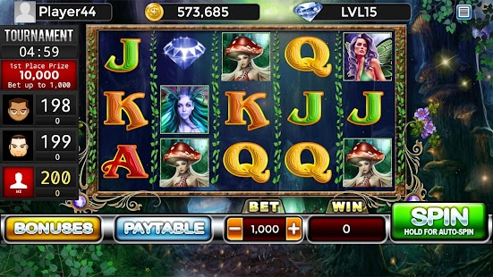 Enchanted Forest Free Slots- screenshot thumbnail