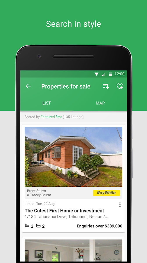 Trade Me Property- screenshot